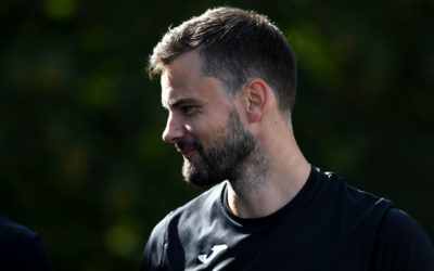 Mate Sunjic : « Souffrir en commun, se soutenir est important pour bâtir une équipe »