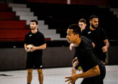 Centre de formation - Noah Bardou