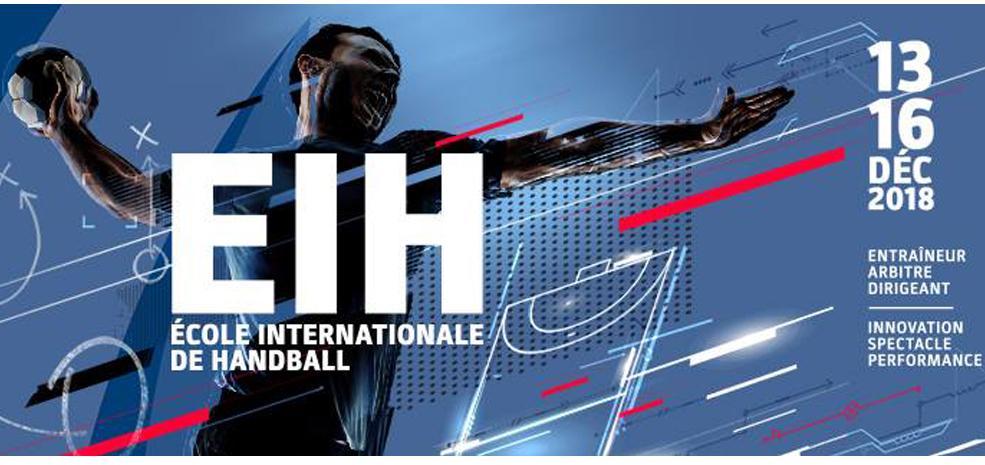 L'USI présente à l'Ecole Internationale de Handball !