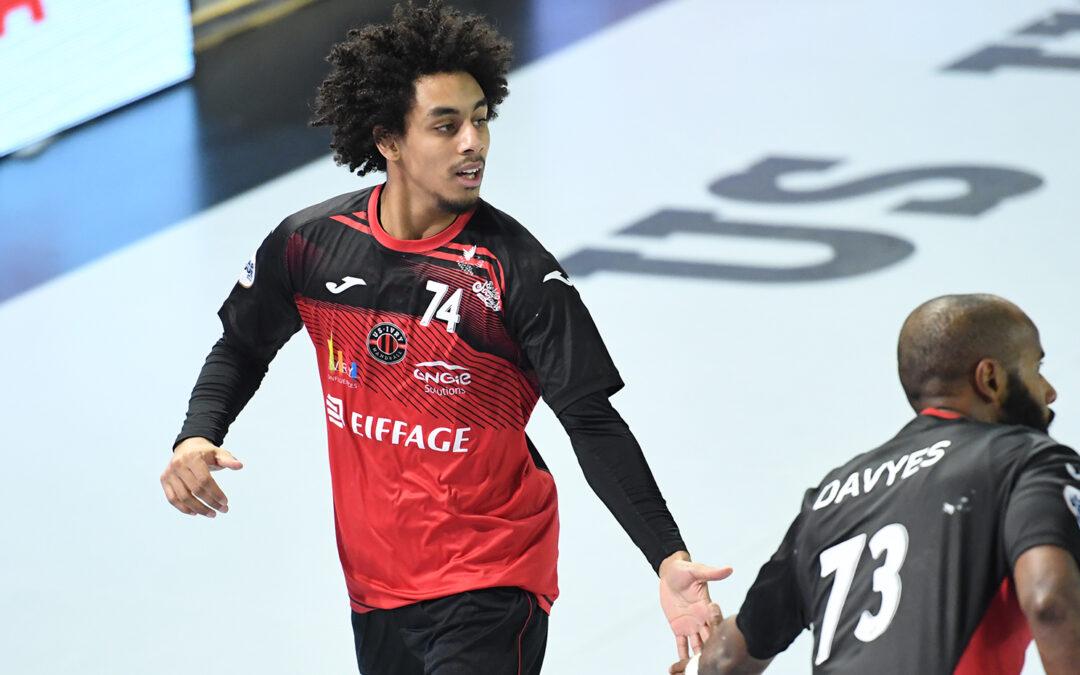 Stats / Meilleure performance de la saison et cap des 100 buts pour Antonin Mohamed