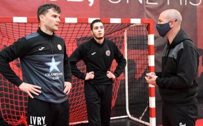 Retour aux cages pour Marc-Olivier Albertini
