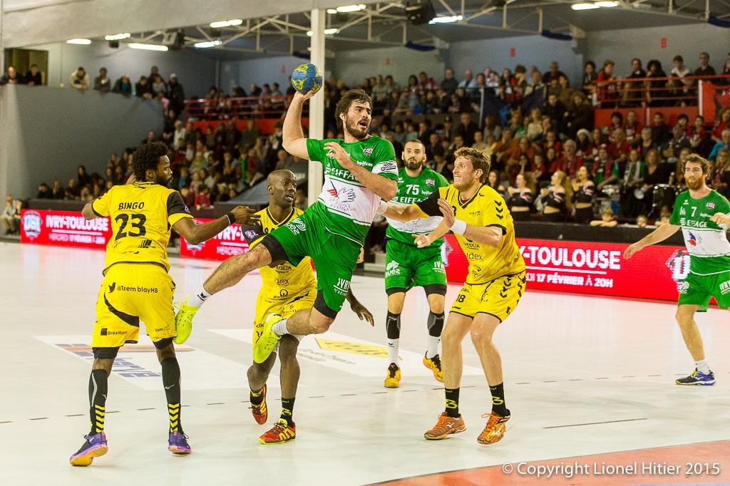 IVRY - TREMBLAY (Lionel Hitier - www.lemondedusport.com)