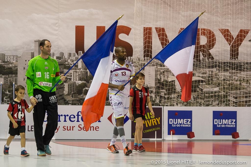 US IVRY - NANTES (Lionel Hitier - www.lemondedusport.com)