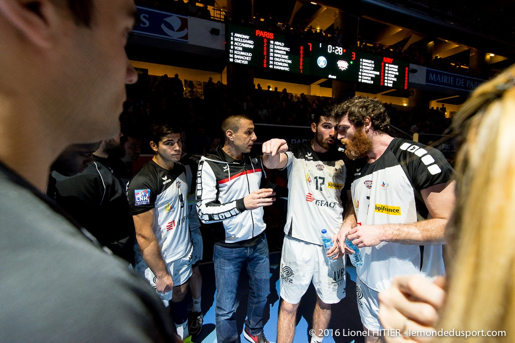 PSG - US IVRY (Lionel Hitier - www.lemondedusport.com)
